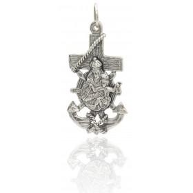 Cruz marinera Virgen del...