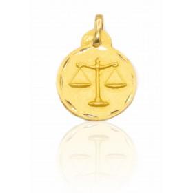 Medallas  de horóscopos oro...